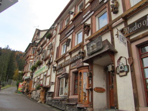 Triberg, the cuckoo clock capital