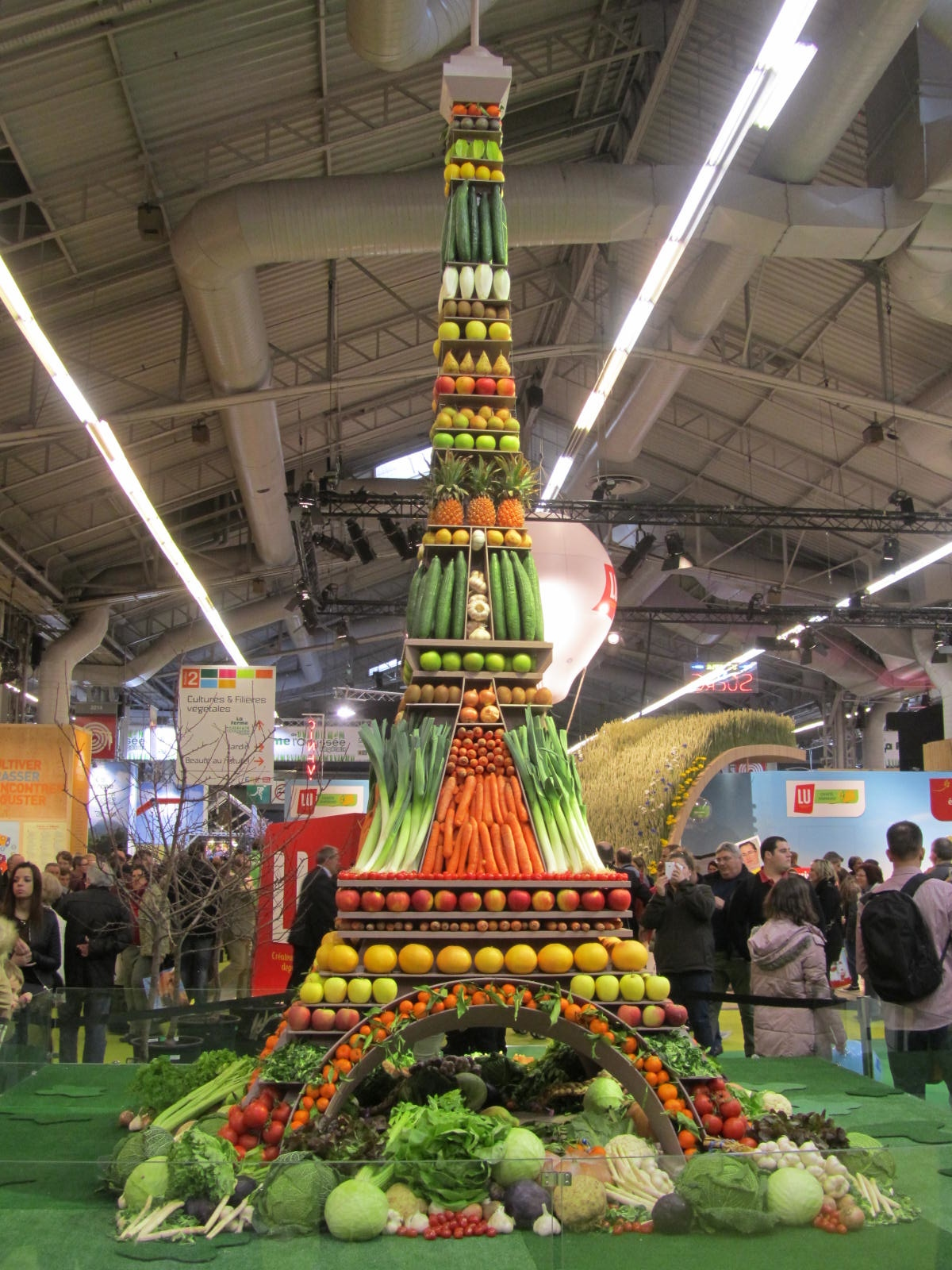 Paris 2014 day 20 salon de l agriculture french by for Salon agriculture paris 2015