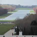 Chateau de Versailles Reflecting poos