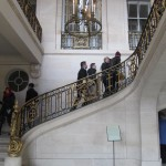 Grand Staircase in the Petit Trianon